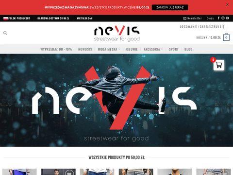 Nevis-shop.pl modne spodnie męskie