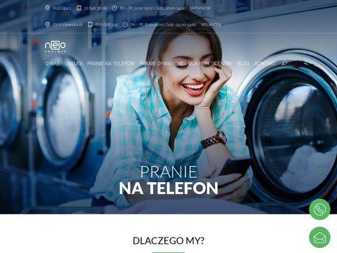 Neopralnia.pl pranie chemiczne Warszawa