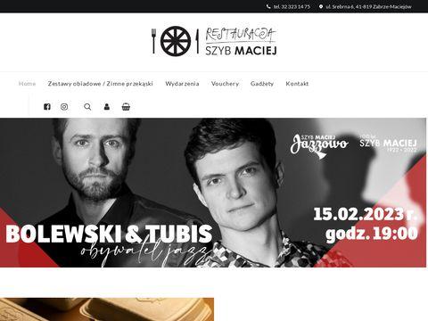 Nawynos.szybmaciej.pl pizzeria Gliwice