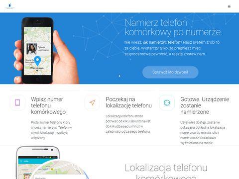 Namierzanie-telefonu.pl komórkowego dziecka