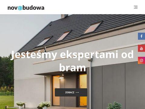 Novobudowa.pl okna wraz z montażem w Krakowie