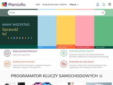 Nowinky.pl zakupy prosto od producenta