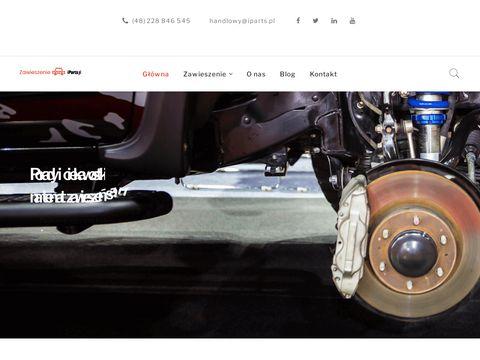 Nowezawieszenie.pl sklep