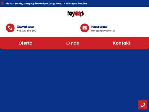 Nowykociol.pl sklep internetowy z pompami ciepła