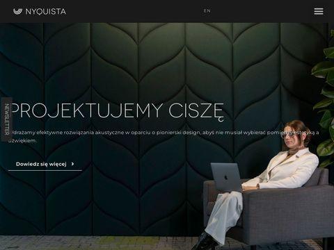 Nyquista.pl mata wygłuszająca