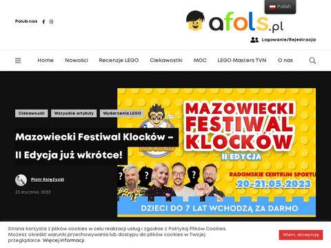 Lego ciekawostki - afols.pl