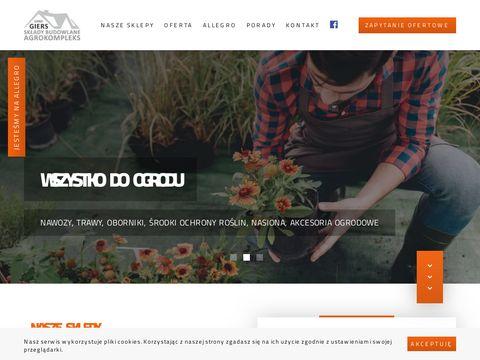 Agrokompleks.net skład budowlany Dywity