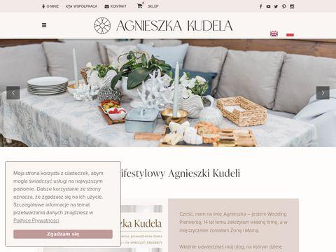 Agnieszkakudela.pl - blog parentingowy i modowy
