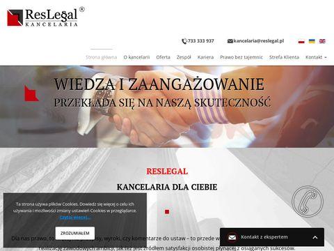 Reslegal adwokat Rzeszów