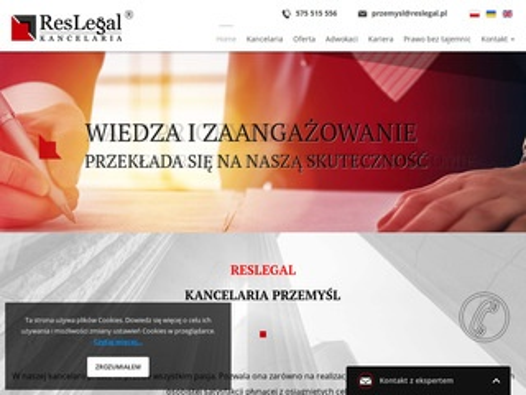 Adwokatprzemysl.pl kancelaria
