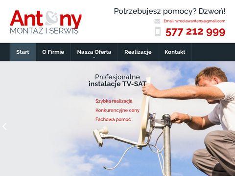 Anteny-wroclaw.com