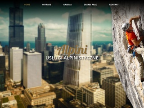 Alpini24.pl - firma alpinistyczna Warszawa