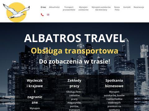 Albatrostravel.pl wynajem busów Gdańsk