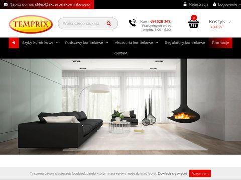 Akcesoriakominkowe.pl kominki