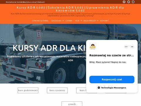 Autokurs.com.pl adr