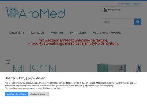 Aromed.pl narzędzia stomatologiczne