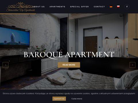 Apartamentyvipstarowislna.pl jacuzzi Kraków