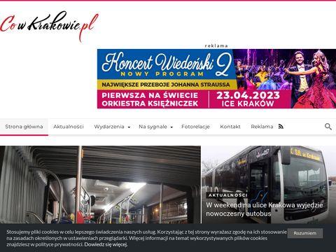Cowkrakowie.pl wiadomości