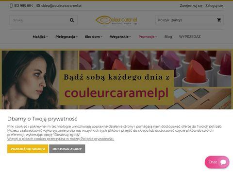Couleurcaramel.pl kosmetyki ekologiczne