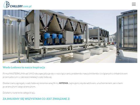 Chillery.com.pl - serwis agregatów wody lodowej