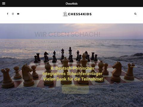 Chesscamp4kids.eu szachy dla dzieci online