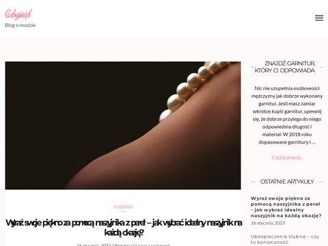 Ciuchyzsieci.pl markowa odzież używana