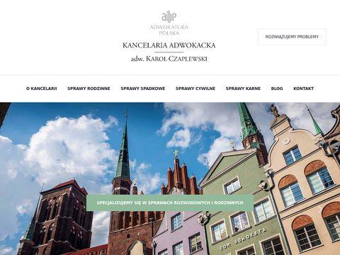 Caplewski-kancelaria.pl adwokat Gdynia