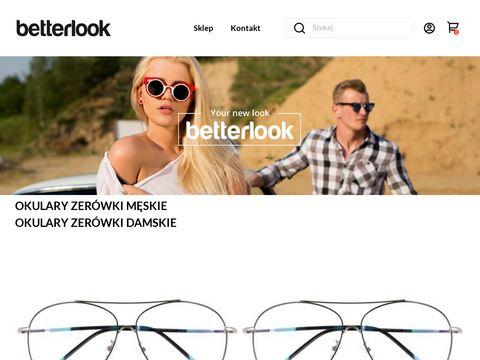 Betterlook.pl okulary przeciwsłoneczne