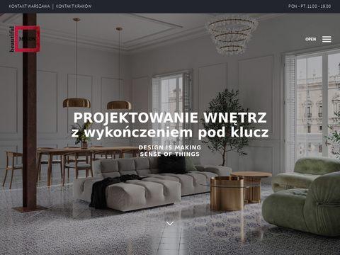 Beautifulminds.pl projektowanie wnętrz