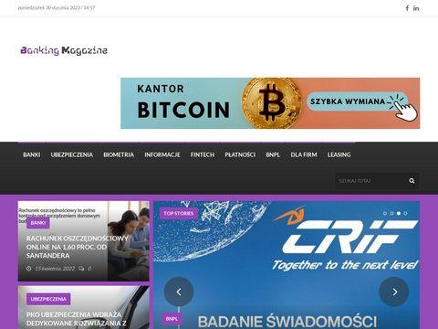 Bankingmagazine.pl płatności