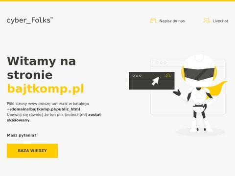 Bajtkomp.pl serwis komputerowy