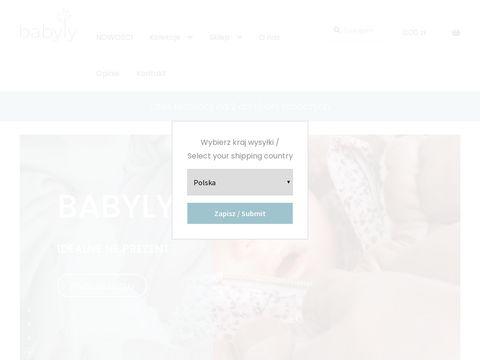 Babyly.pl handmade dla dzieci
