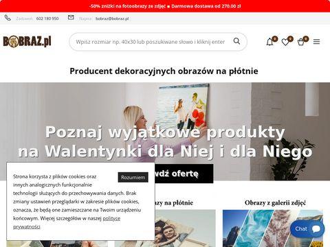 Bobraz.pl obrazy na płótnie