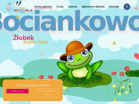 Bociankowobielsko.pl żłobek