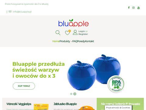 Bluapple.pl zachowaj świeżość jedzenia
