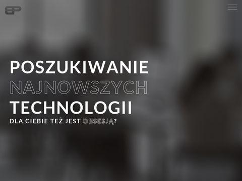 Biznesport.pl tworzenie portali internetowych