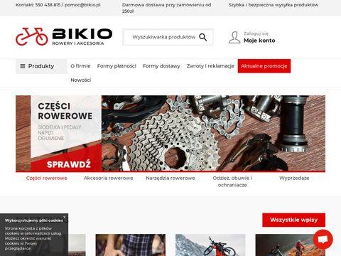 Bikio.pl sklep rowerowy online