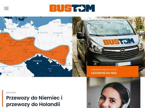Busy do Holandii - bustom.pl