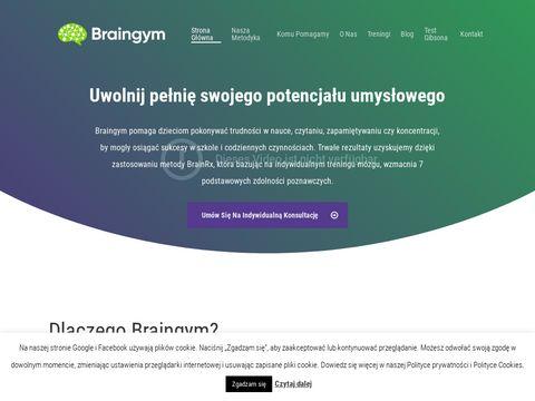 Braingym.pl centrum rozwoju umiejętności