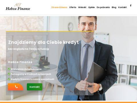 Habza Finanse doradcy kredytowi