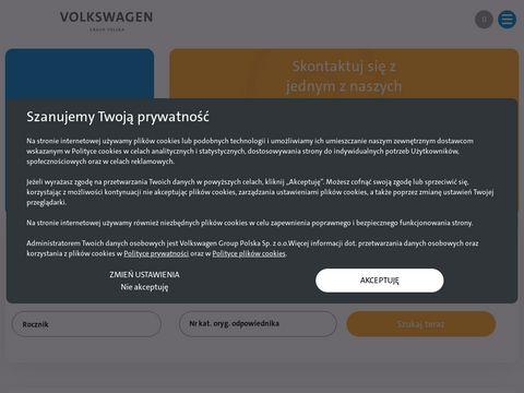 Economy-parts.pl części Volkswagen