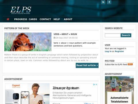 Elps.info schematy w języku angielskim
