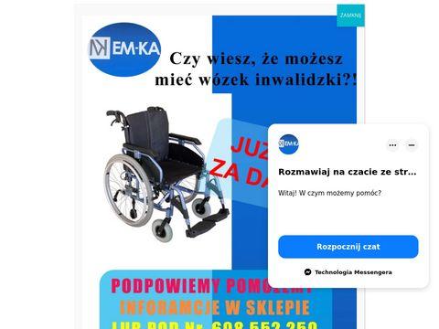 Em-kabiznes.pl pieluchy anatomiczne