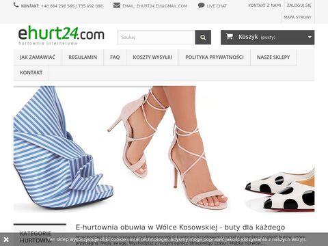 Ehurt24.com hurtownia obuwia