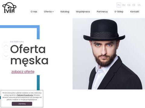 Evitahats.pl eleganckie kapelusze czapki i berety