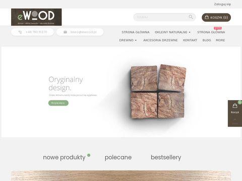 EWood produkty z drewna najwyższej jakości