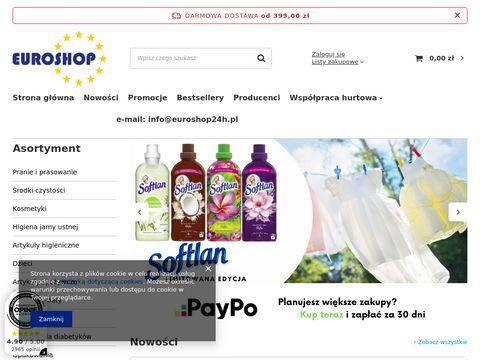 Euroshop24h.pl chemia niemiecka najlepsza