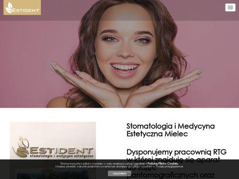 Estidentclinic.pl botoks na czoło