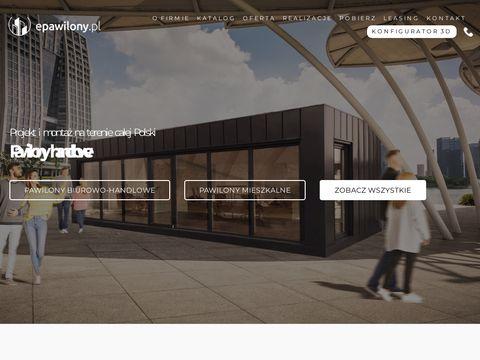 Epawilony.pl płyty warstwowe