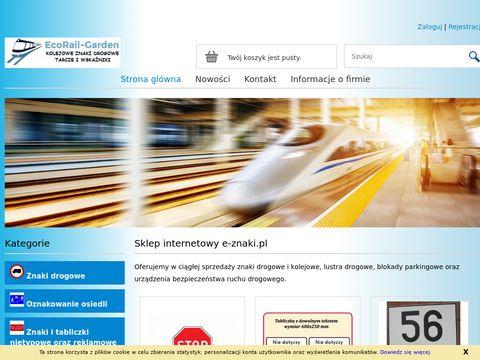E-znaki.pl sklep internetowy